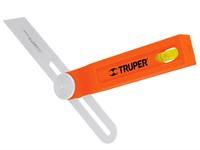 Малка-угломер  (неж. сталь/пластик, 20 см), TRUPER