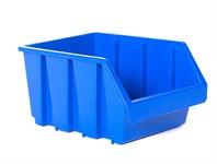 Лоток для метизов синий №3 230х170х125 мм