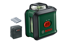Лазерный нивелир Universal Level 360 (зелёный луч) BOSCH