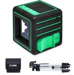 Лазерный уровень ADA CUBE 3D GREEN