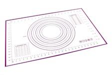 Силиконовый коврик с разметкой 60х40 см, BRADEX
