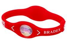 Браслет «ЭНЕРГИЯ ЖИЗНИ» красный BRADEX