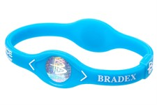 Браслет «ЭНЕРГИЯ ЖИЗНИ» синий BRADEX