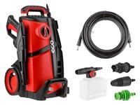 Очиститель высокого давления ECO HPW-1770 (2.40 кВт, 170 бар, 510 л/ч, самовсасывание, телескоп. ручка, активный пеногенератор)