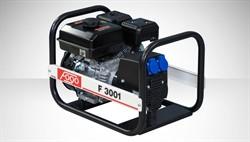 Бензиновый генератор Fogo F 3001 (2,5-2,7 кВт, 230 В, бак 3,6 л.)