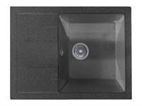 Мойка из искусственного камня BEST черный 650х500 mm, AV Engineering