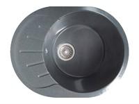 Мойка из искусственного камня RIO серый 580х450 mm, AV Engineering