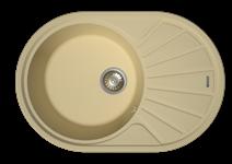 Мойка кухонная ТНОR FJORD 76 вангиль (760*510 мм)