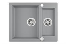 Мойка кухонная TEKA CLIVO 60 S-TQ (610*495 мм) алюминий