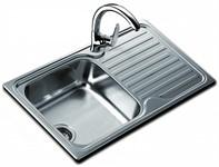 Мойка кухонная ТЕКА CLASSICO 1C 1E MTX(860*500 мм) микротекстура