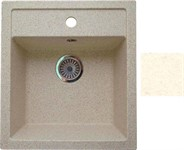Кухонная мойка GRANICOM G-021 (500*455 мм) шампань