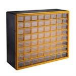 Система хранения DEKO DKTB15 (64 выдвижных ящика) (50х16х39 см)