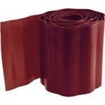 Бордюрная лента, 10 х 900 см, полипропиленовая, коричневая,Palisad
