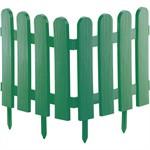 """Забор декоративный """"Классика"""", 29 х 224 см, зеленый, Palisad"""