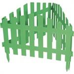 """Забор декоративный """"Марокко"""", 28 х 300 см, зеленый, Palisad"""
