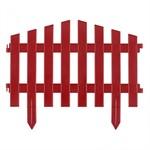 """Забор декоративный """"Марокко"""", 28 х 300 см, терракот, Palisad"""