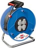 Удлинитель на катушке 4 розетки, длиной 25, 50 метров 3,3 кВт