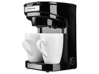 Кофеварка ACM-126 NORMANN (капельная; 450 Вт; 250 мл; 2 кружки)