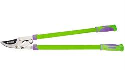 Сучкорез прямого реза, 750 мм, до 35 см, двухрычажный механизм, двухкомпонентные рукоятки, Palisad