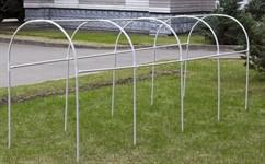 Каркас парника пластиковый 500 х 110 х 120 см, дуга D 20 мм, Palisad