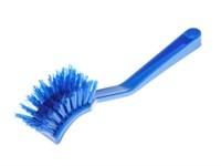 Щетка для мытья посуды Solid (Солид), синий, PERFECTO LINEA