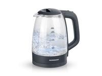 Чайник электрический AKL-236 NORMANN (2200 Вт; 1,7 л; стекло; подсветка)