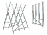 Козелы для распилки дров SH 8379 (830х830х790; до 100 кг) WORTEX