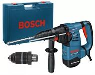 Перфоратор сетевой BOSCH GBH 2-28 F L-Case (880 Вт, 3.2 Дж, 3 реж., патрон SDS-plus, быстросъемн., БЗП в комплекте)
