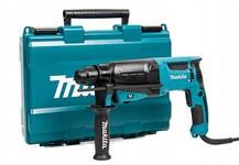 Перфоратор MAKITA HR 2300 в чем. (720 Вт, 2.6 Дж, 2 реж., патрон SDS-plus, вес 2.7 кг)