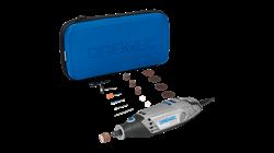 Гравер электрический DREMEL 3000-15 (130 Вт, 10000 - 33000 об/мин, цанга 0.8/1.6/2.4/3.2 мм) в сумке + аксессуары