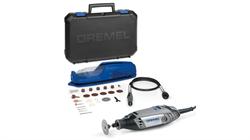 Гравер электрический DREMEL 3000-1/25 EZ (130 Вт, 10000 - 33000 об/мин, цанга 0.8/1.6/2.4/3.2 мм) в кейсе + аксессуары