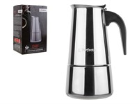 Гейзерная кофеварка, 9 чашек, 450 мл, CHEF, PERFECTO LINEA