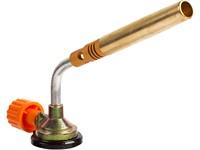 Горелка-насадка газовая REXANT GT-18 (механическая с регулятором) паяльного типа