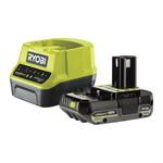 Аккумулятор с зарядным устройством RYOBI RC18120-120C, ONE+