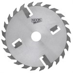 Дисковая пила NOOK 300x30 мм, 20+4 зуб. с подрезными ножами