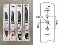 Нож для газонокосилки нож ECO LG-733, LG-735, LG-734 51см (20 дюймов)