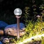 Светильник садовый на солнечной батарее (SLR-GP-60) LAMPER
