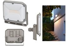 Прожектор светодиодный 20 Вт 3000К IP44 ALCINDA Brennenstuhl (2080Лм, теплый белый свет)