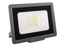 Прожектор светодиодный 30Вт PFL- C3 6500K, IP65, 120-240В, JAZZWAY