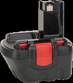 Аккумулятор BOSCH 12,0 В 2,0 Ач NiCd