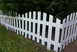 Садовый забор декоративный РЕНЕСАНС
