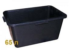 Контейнер строительный прямоугольный 65 литров