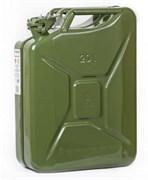 Канистра металлическая 20 литров для ГСМ