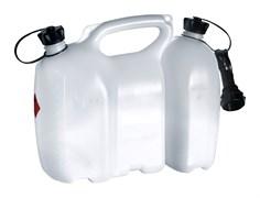 Канистра PROFI двойная 3+1,5 литра для ГСМ