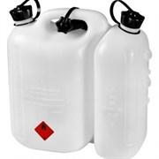 Канистра ECO двойная 5,5+3 литра для ГСМ